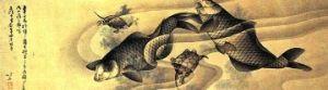 Hokusai_Carpas