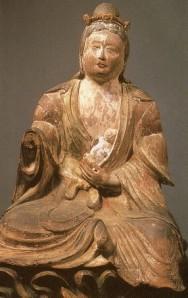 kariteimo-todaiji-temple-nara-Heian-Era