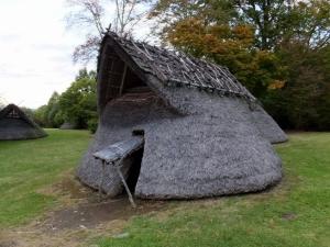 Casa del período Jōmon