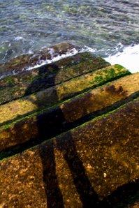 Gradas al mar
